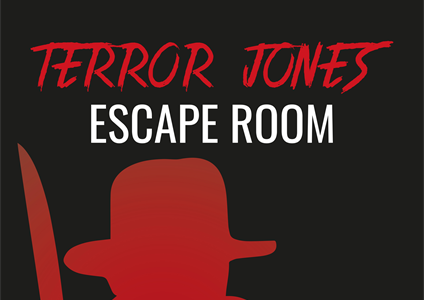 TERROR JONES ESCAPE ROOM